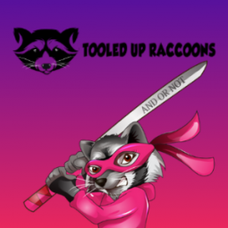 Tooled Up Racoons